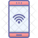 Connectivity Mobile Network Icon