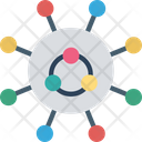 Connectivity Network Connection Icon