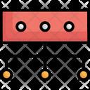 Connectivity Data Data Server Icon