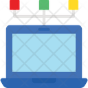 Connectivity Data Server Data Share Icon