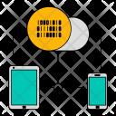 Connectivity Technology Data Icon