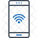 Connectivity Mobile Wifi Icon
