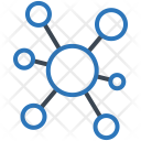 Connectivity Share Connections Icon