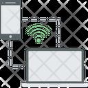 Connectivity Network Internet Icon