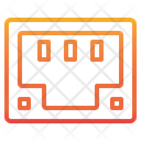Connector Plug Interface Icon