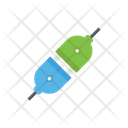 Adapter Connector Charger Icon