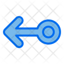 Connector Left Direction Icon