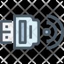 Connector Usb Processor Icon