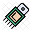 Connector Pin Hardware Icon