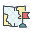 Conquer Map Army Icon