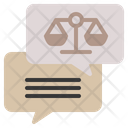 Consel Advice Lawyer Icon