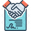 Consensus Agreement Accord Icon
