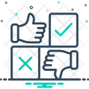 Consequence Result Outcome Icon