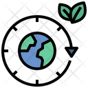 Conservation Earth Environmental Icon
