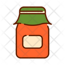 Conserve Food Jar Icon