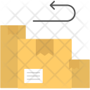 Consignment Return Returning Icon