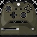 Console Xbox Battlefield Icon