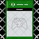 Console Xbox Game Icon