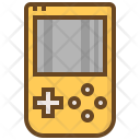 Console Gameboy Game Icon