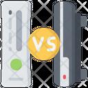 Console comparison Icon