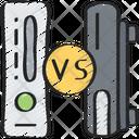 Console vs console Icon