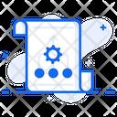 Consolidation Amalgamation Reinforcement Icon
