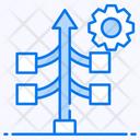 Consolidation Stabilization Reinforcement Icon