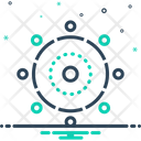 Consortium Organization Union Icon