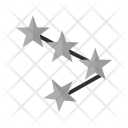Constellation Star Pattern Icon