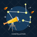 Constellation Space Universe Icon