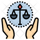 Constitution Law Democracy Icon
