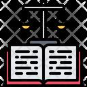 Constitution book Icon