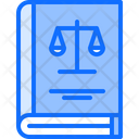 Constitution Book Icon
