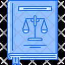 Constitution Book Law Icon