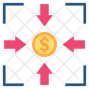 Constraint Money Confinement Icon