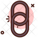 Constraint Link Chain Icon