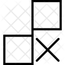 Constraint Illustrator Design Icon