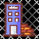 Construction Building Construction Building Icon