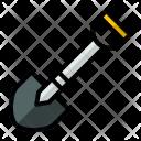 Construction Dig Shovel Icon