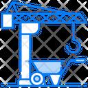 Construction Construction Equipment Construction Site Icon