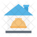House Construction Engineer Icon