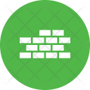 Construction Bricks Wall Icon