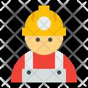 Construction Civil Engineer Icon