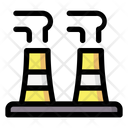 Factory Industry Equipment Icon