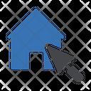 Construction Trowel Masonry Icon