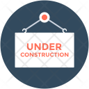 Construction Reconstruction Building Icon