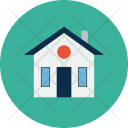 Construction Home Buildings Icon