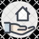 Construction Handover Project Icon