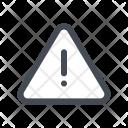 Construction Control Danger Icon