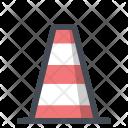 Construction Road Blocker Icon